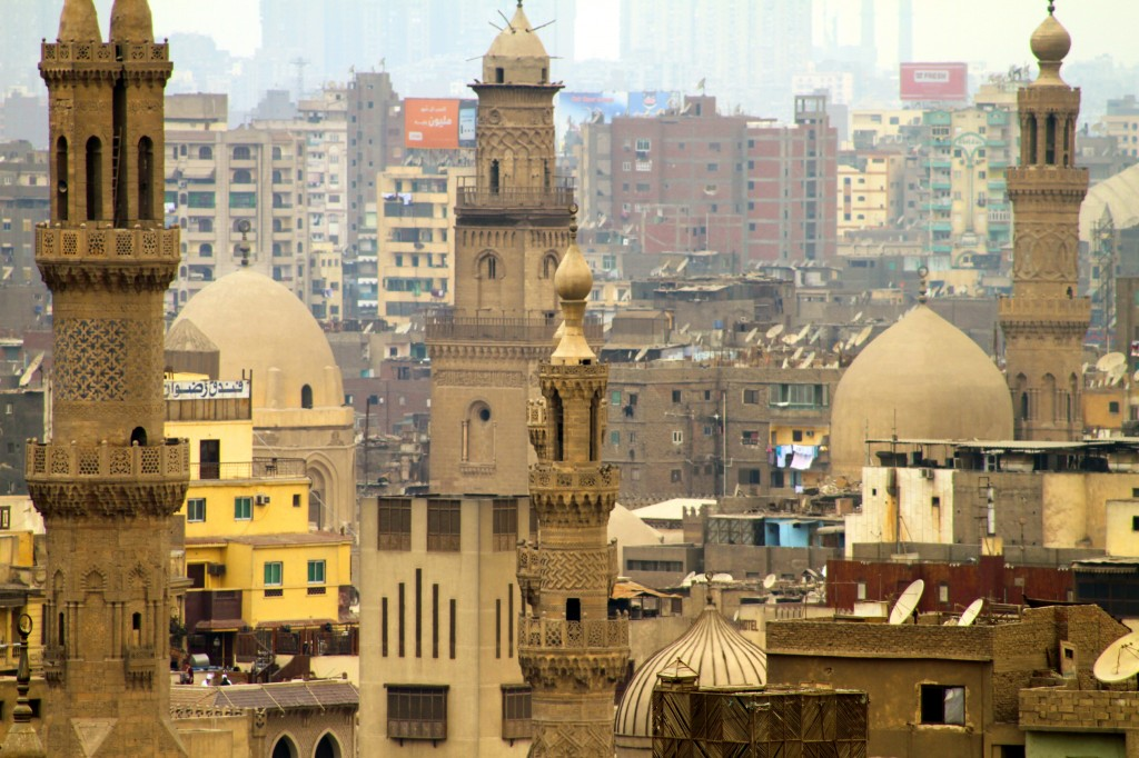Minarets of Old Cairo, Photographer: Anna Kipervaser © 2010 On Look Films, LLC. All Rights Reserved.