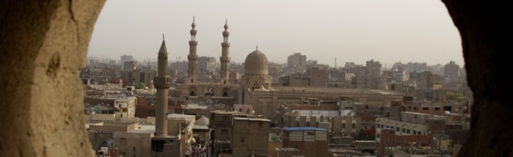 TheRevealer.org   Decibels and Debate: Unifying Egypt's Call to Prayer