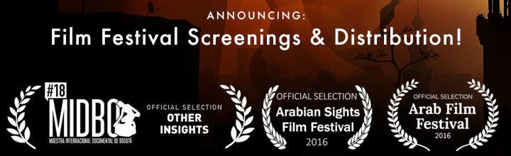 Film Festival Screenings & Educational Distribution